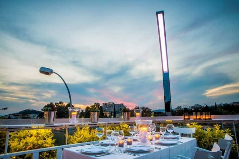 Best rooftop bars of Athens   Best rooftop bars, Rooftop ...