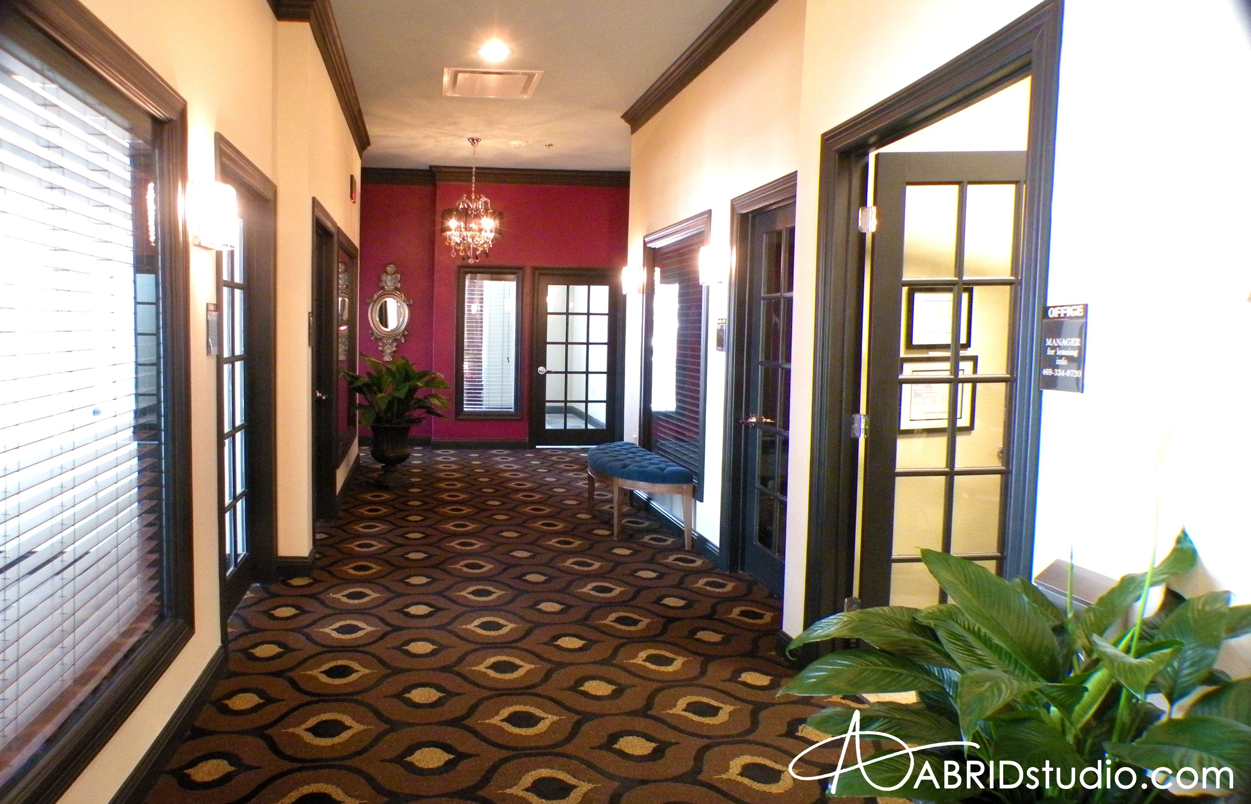 Salon boutique interior design dallas texas by abridstudio - Interior design dallas texas ...
