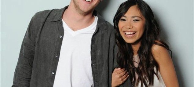 'American Idol' down to final 2 singers