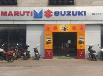 Beekay Auto Pvt Ltd Is A Maruti Suzuki Arena Dealer In Chanda More