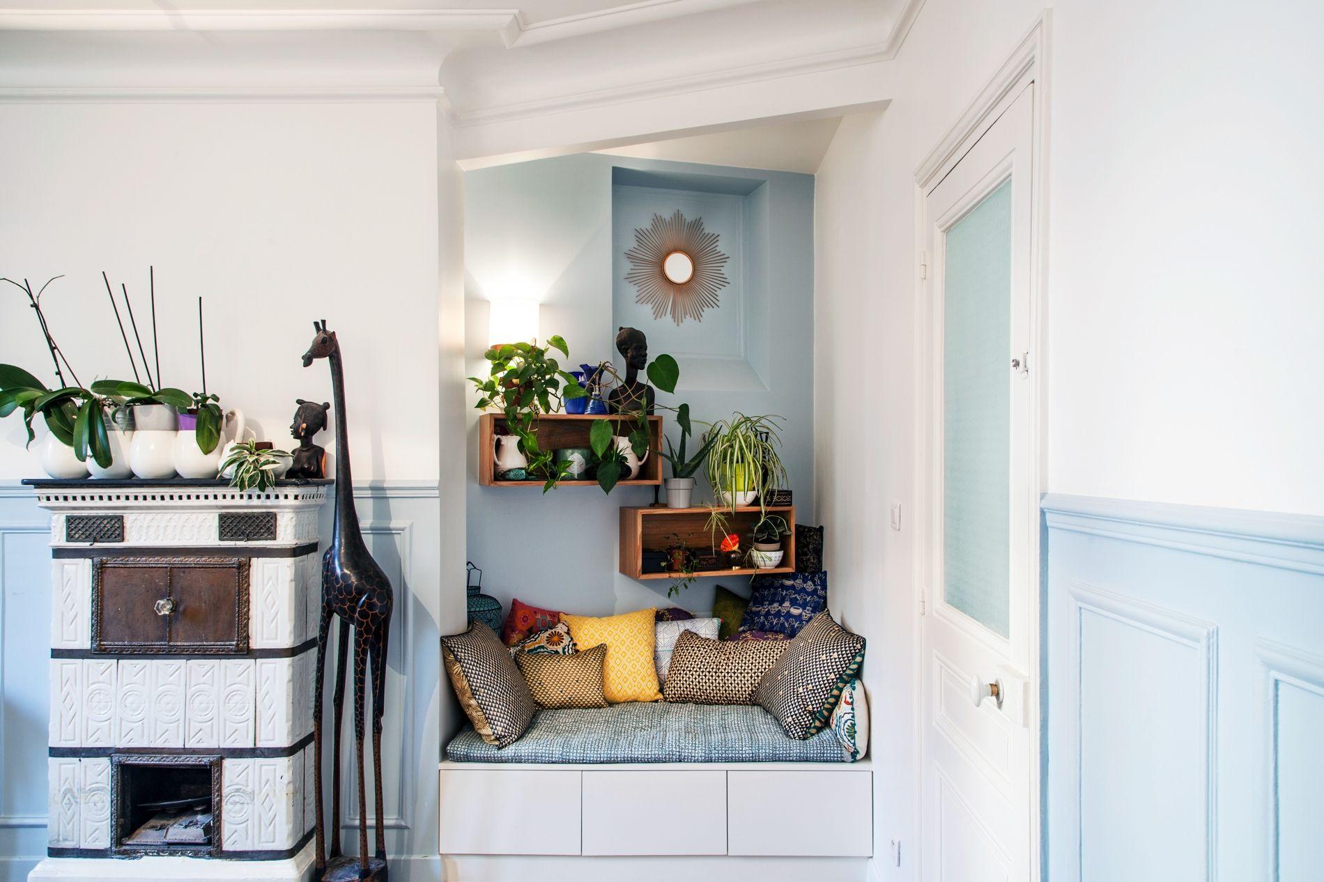 Optimalisation d un appartement Création d une niche d une