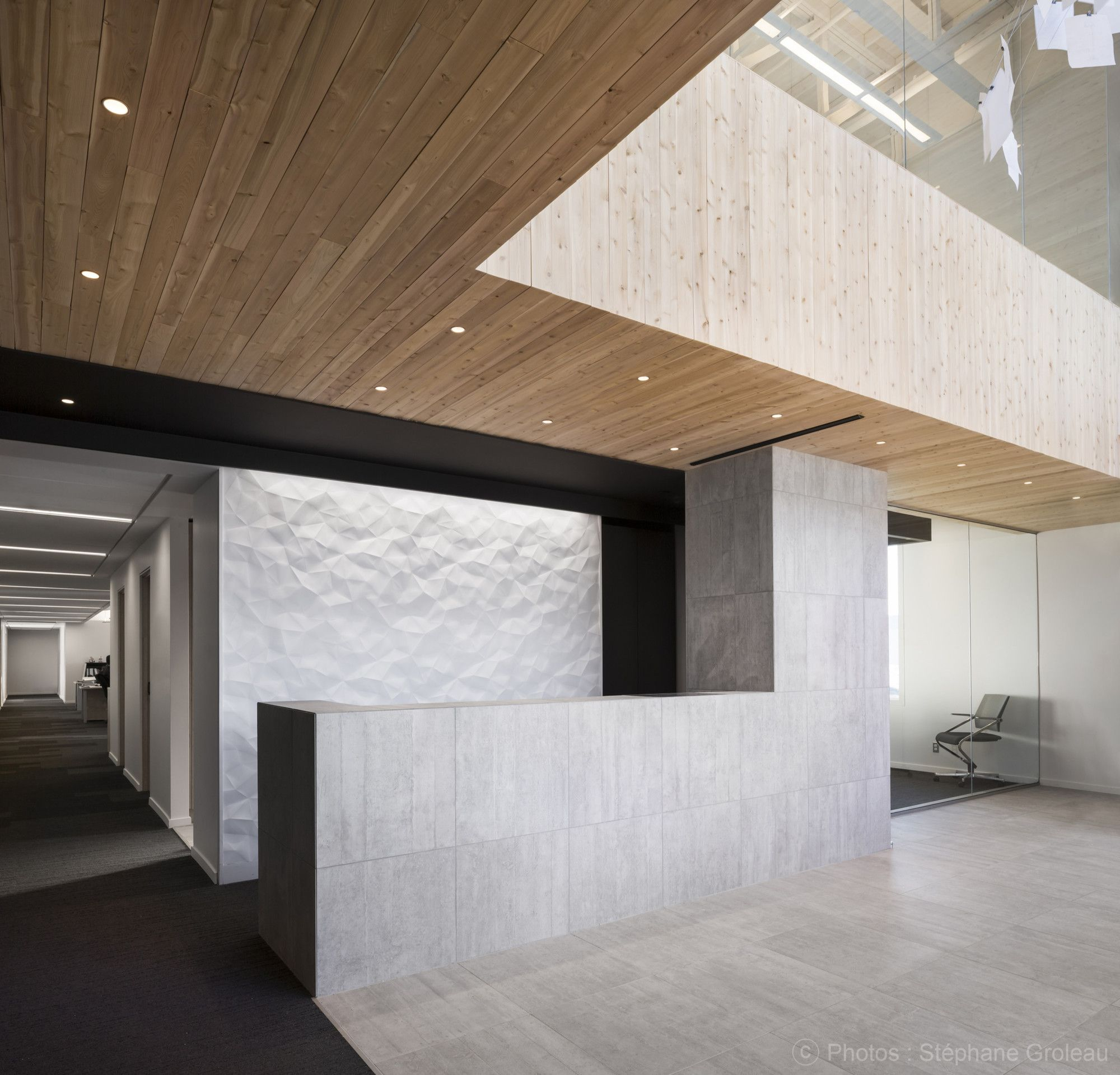 Gallery of stgm head office stgm architectes 4