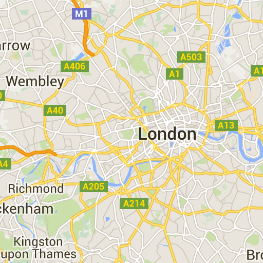 MurderMap - London Homicide Reported Direct from The Old Bailey - Map