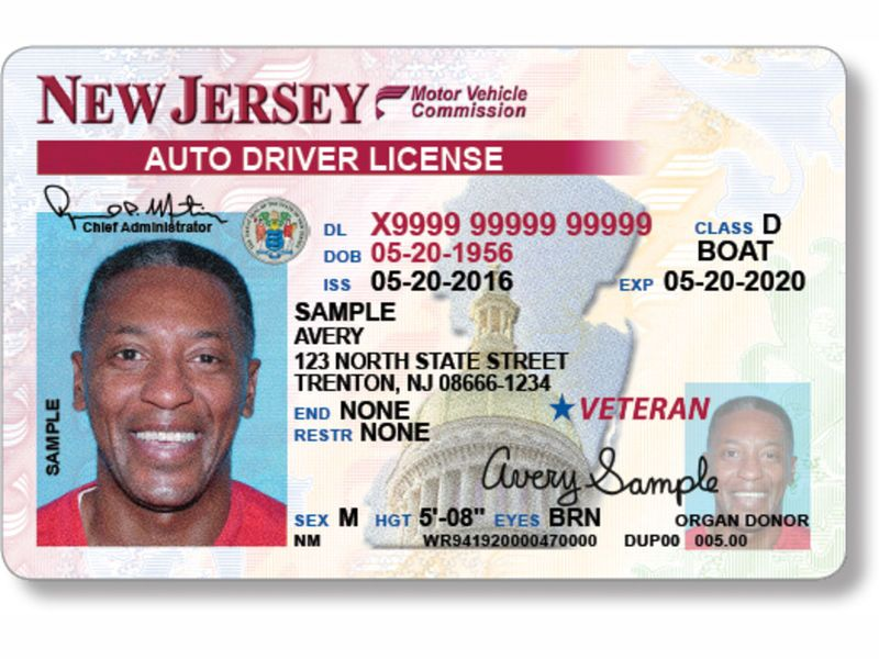 New Jersey Could Make A Significant Change To Driver S Licenses Drivers License Exam Drivers License New Jersey