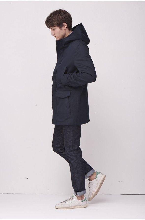 Parka Balibaris Europe de l'Est | Idées mode homme | Parka