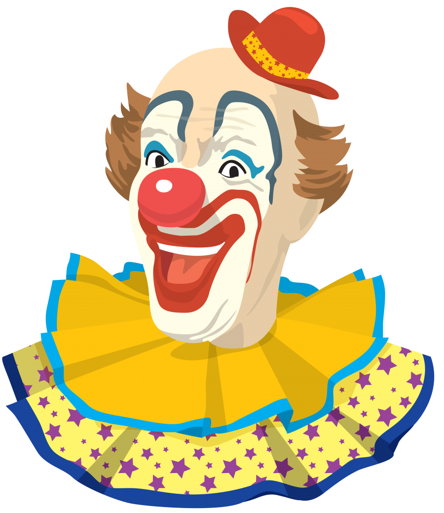 Clown Png Carnival Art Vintage Clown Clown Paintings