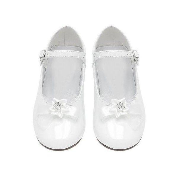 12++ Little girls white dress shoes info