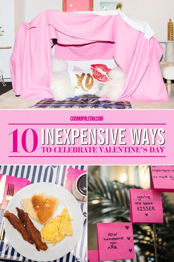 13 Basically Free Ways To Celebrate Valentine S Day Cosmo Holiday