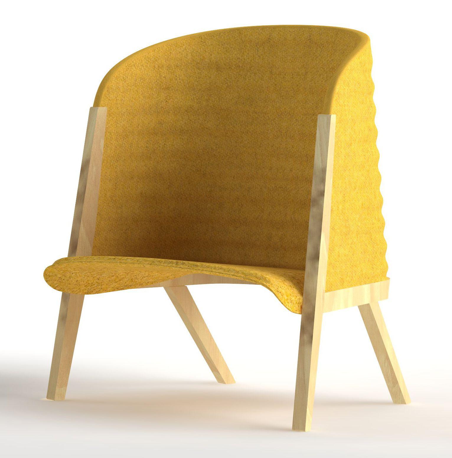 Mafalda stoel, materiaal is recyclebaar en is ook al gerecycled, door Patricia Urquiola voor Moroso | ELLE Decoration NL