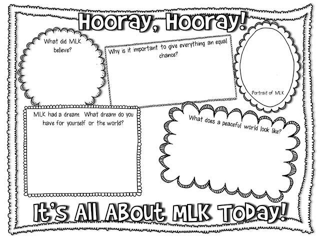 Martin Luther King Freebie New Things Social Studies Pinterest