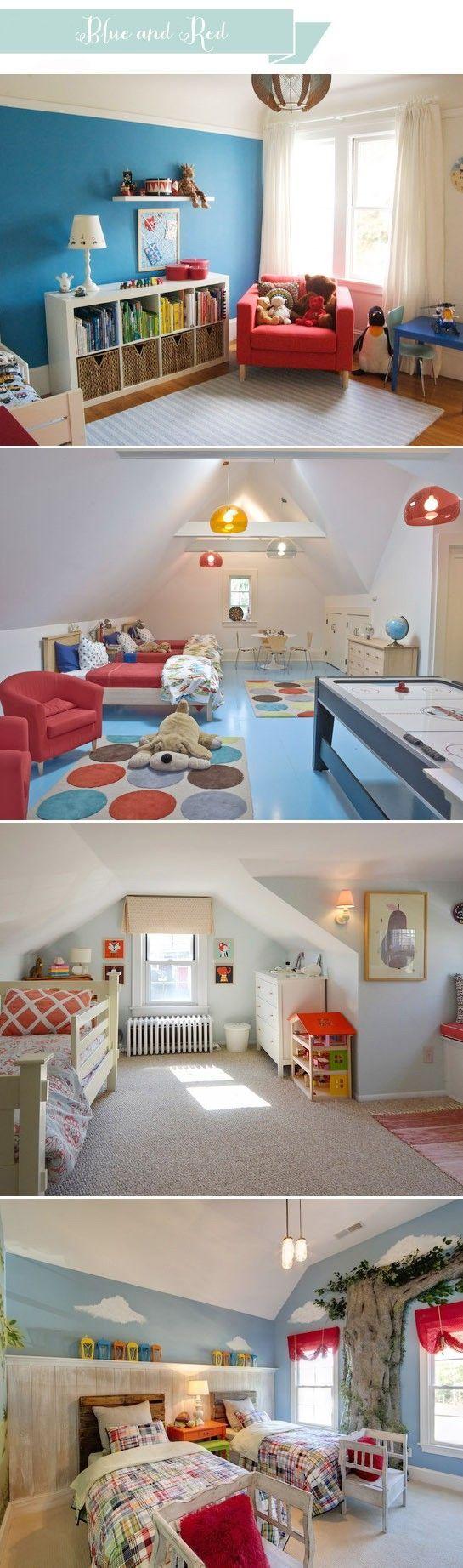 Kids rooms Room Sharing Unisex Toddler