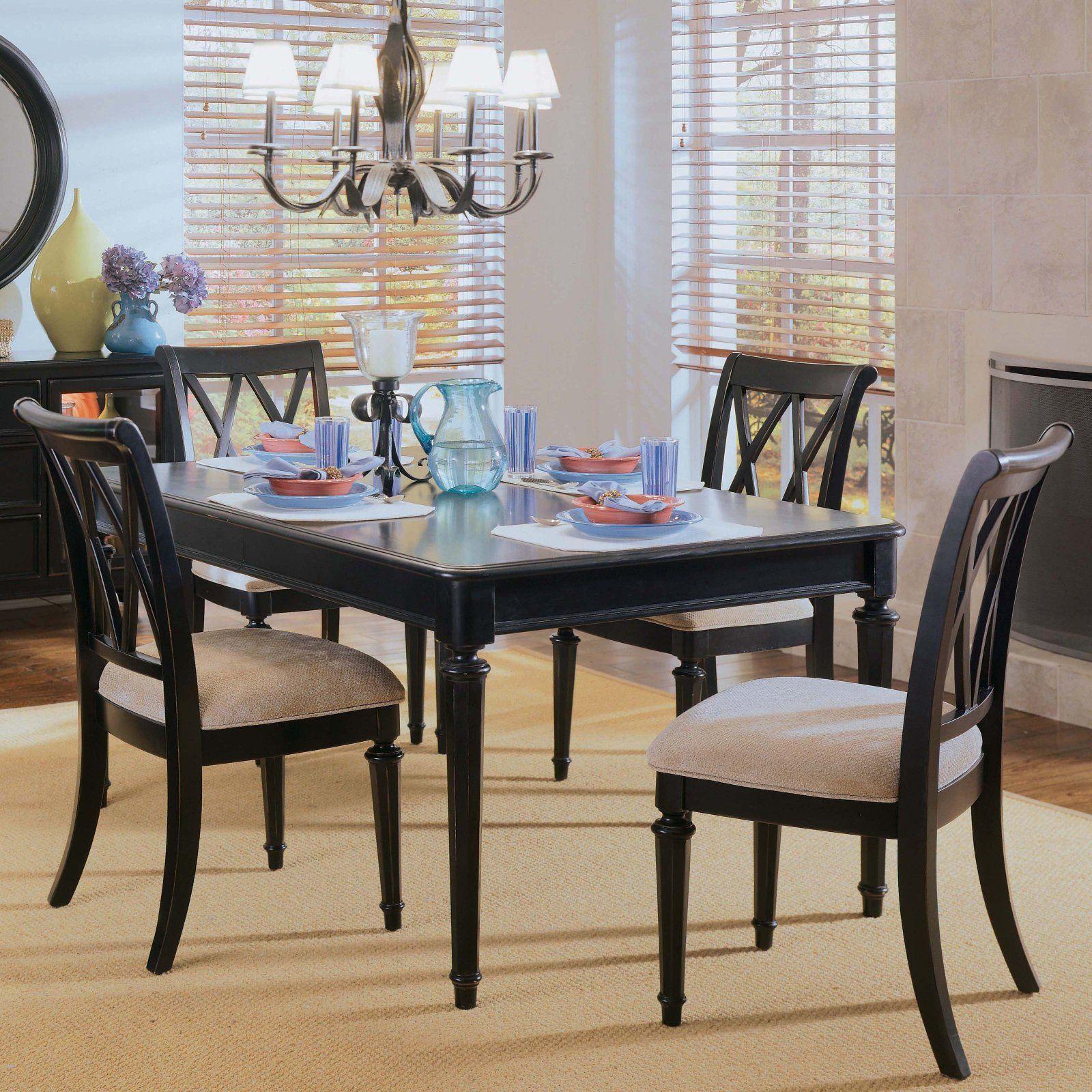 Reupholster These American Drew Camden Splat Back Dining Side