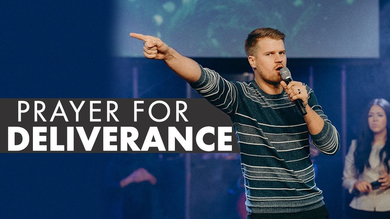 Prayer For Deliverance - YouTube | Prayers I like  | Prayers