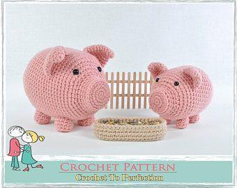 Pippa Pig amigurumi pattern - Amigurumipatterns.net   270x340