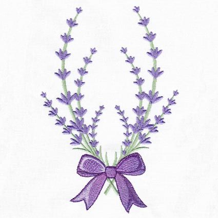 Lavender Delight 6 Embroidery Delight Your Source For All