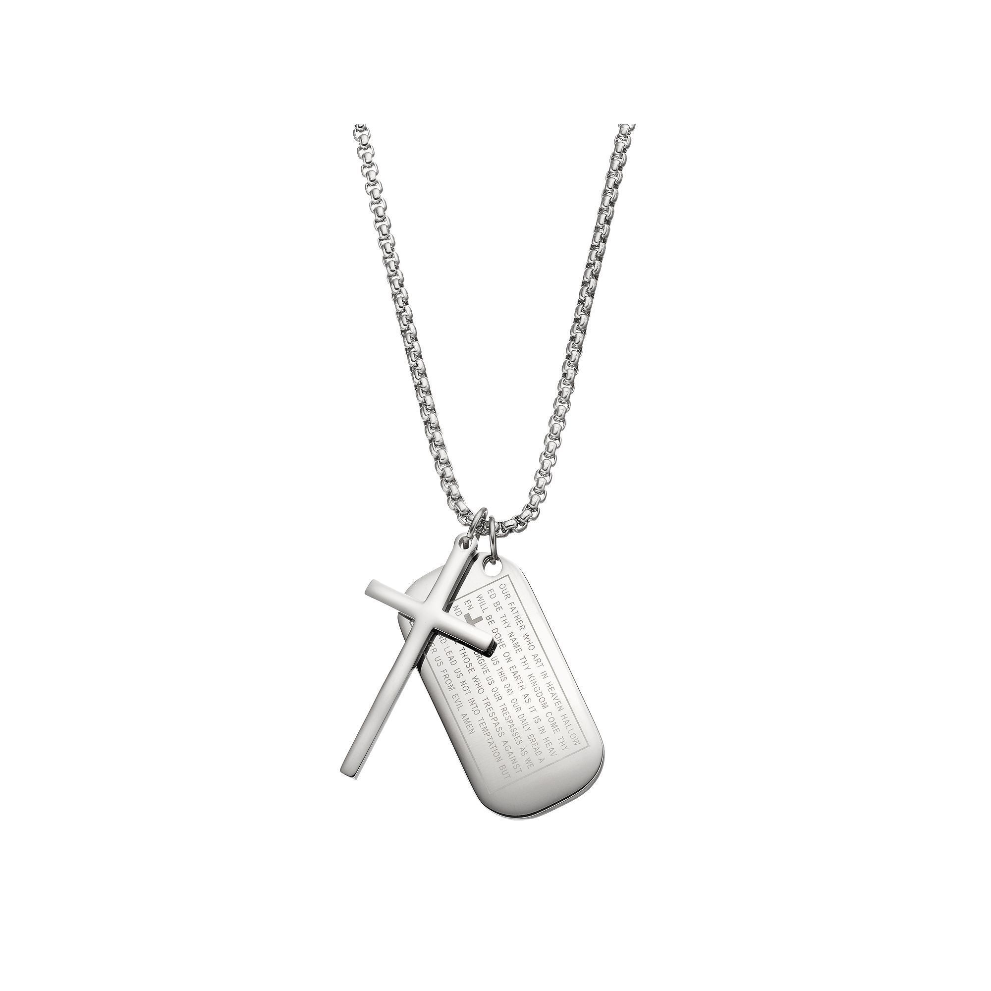 Image Result For 1913 Men S Accessories Stainless Steel Stainless Steel Necklace Bracelets For Men Dog Tag Necklace