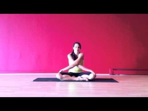 pinmaría pañero on rebecca pacheco  yoga videos yoga