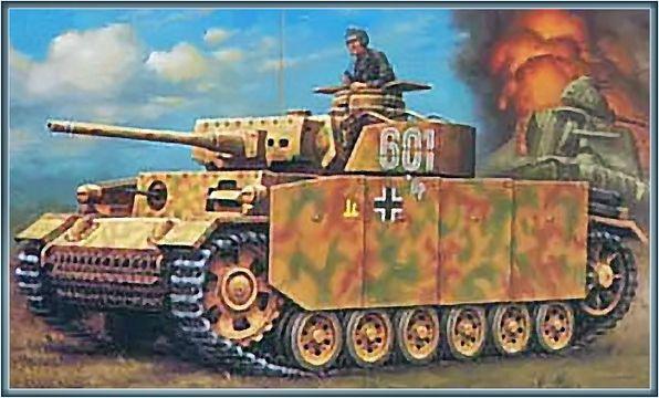 PzKpfw III Ausf M - Avec canon de 50 mm KwK 39 L/60