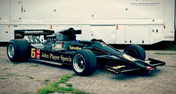 F1 Car for Sale - 1977 Lotus 78 - Retro Race Cars   Cars ...