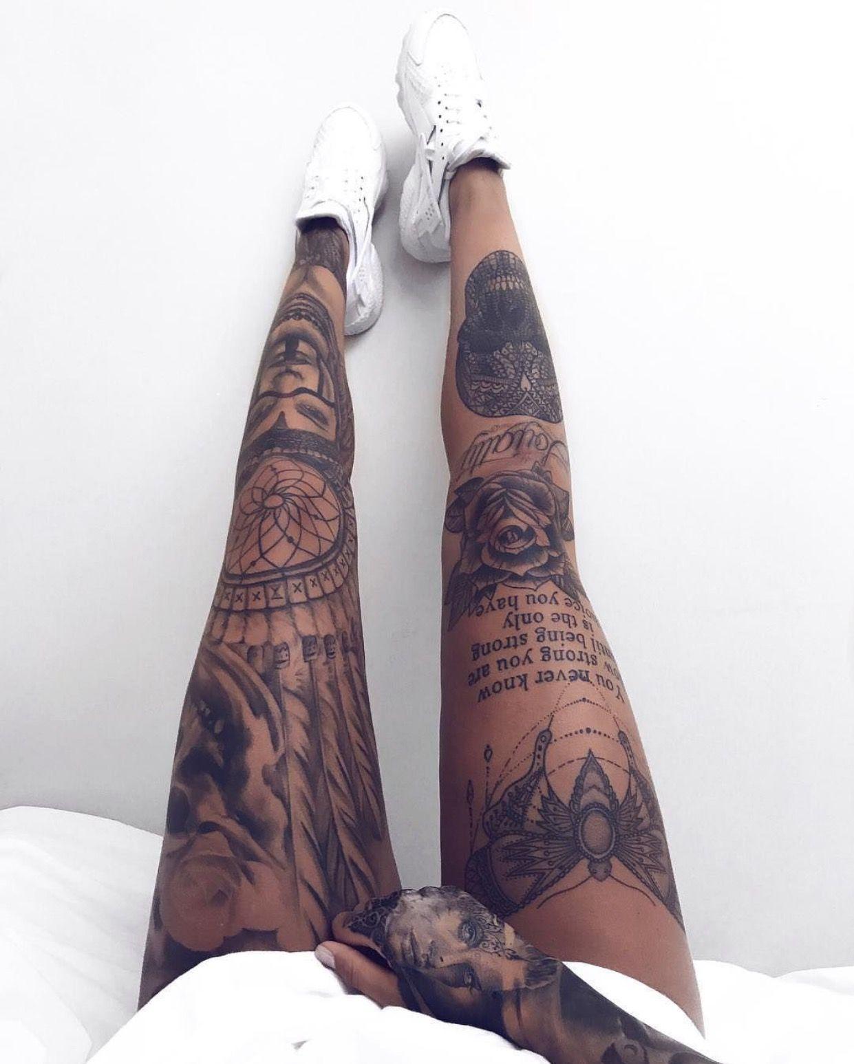 Frauen tattoo oberschenkel vorlagen 250+ Tattoos