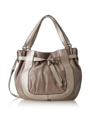 4ddde7cdccbd Kooba Women's Parker Shoulder Bag, Grey/Platino | purses, wallets ...