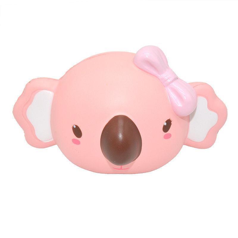 TM Elevin Eggs Key Chain Squishes Toys