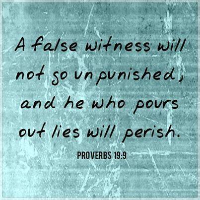 Prov 19 9 Learn Hebrew Proverb Words Paraphrase 14