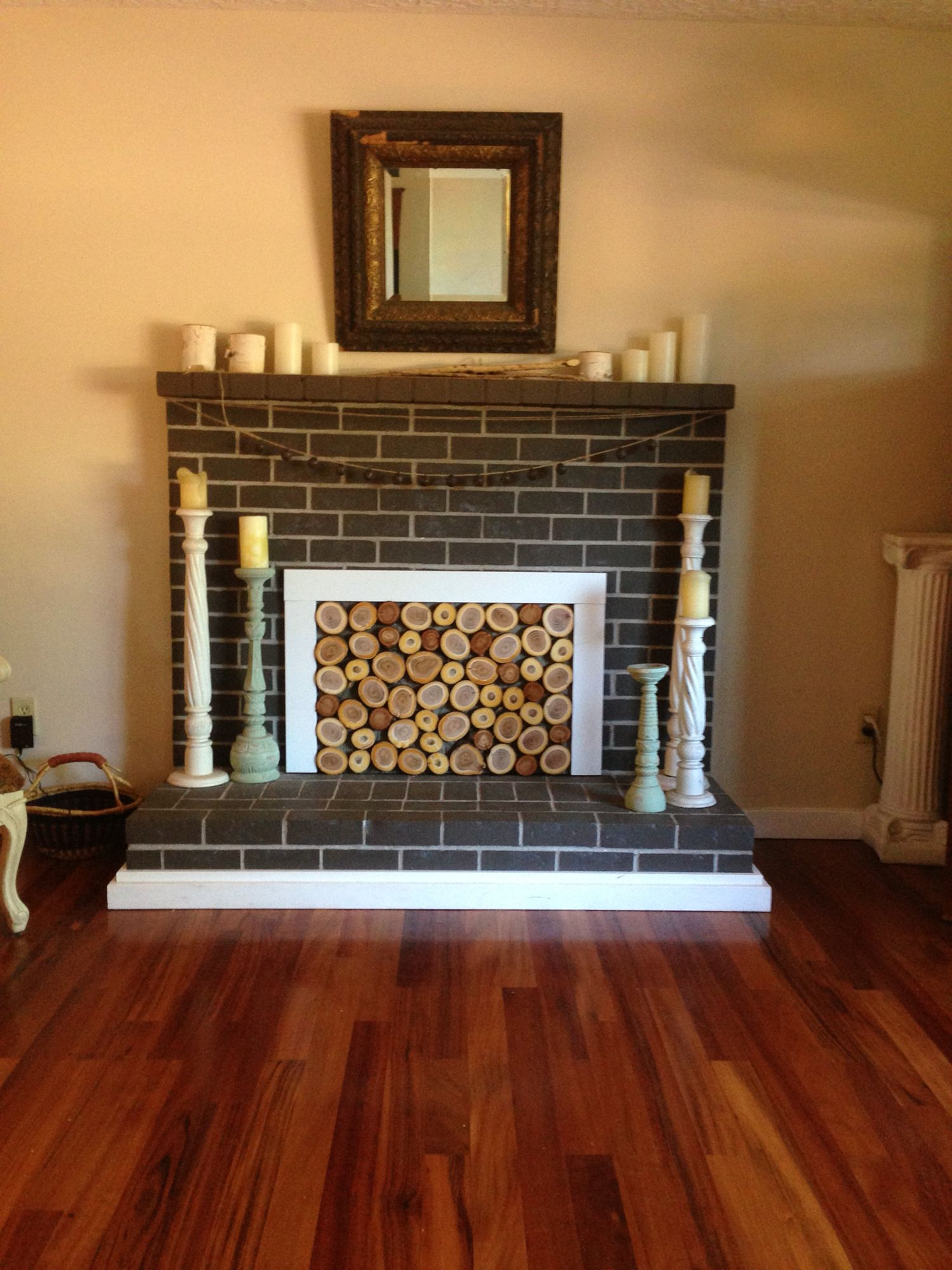 fireplace wood screen house renovation ideas pinterest woods