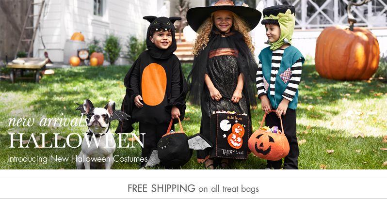 New Halloween Costumes   Pottery Barn Kids
