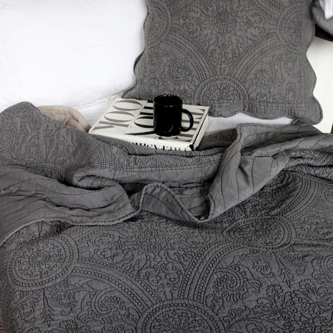 Information for customers of Newtons Furniture Limited | French ... : gray quilted bedspread - Adamdwight.com