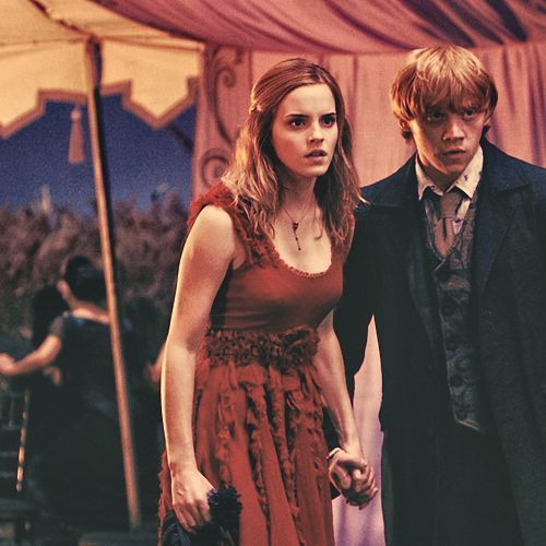 Harry Potter Harry Potter Movies Harry Potter Pictures Ron And Hermione