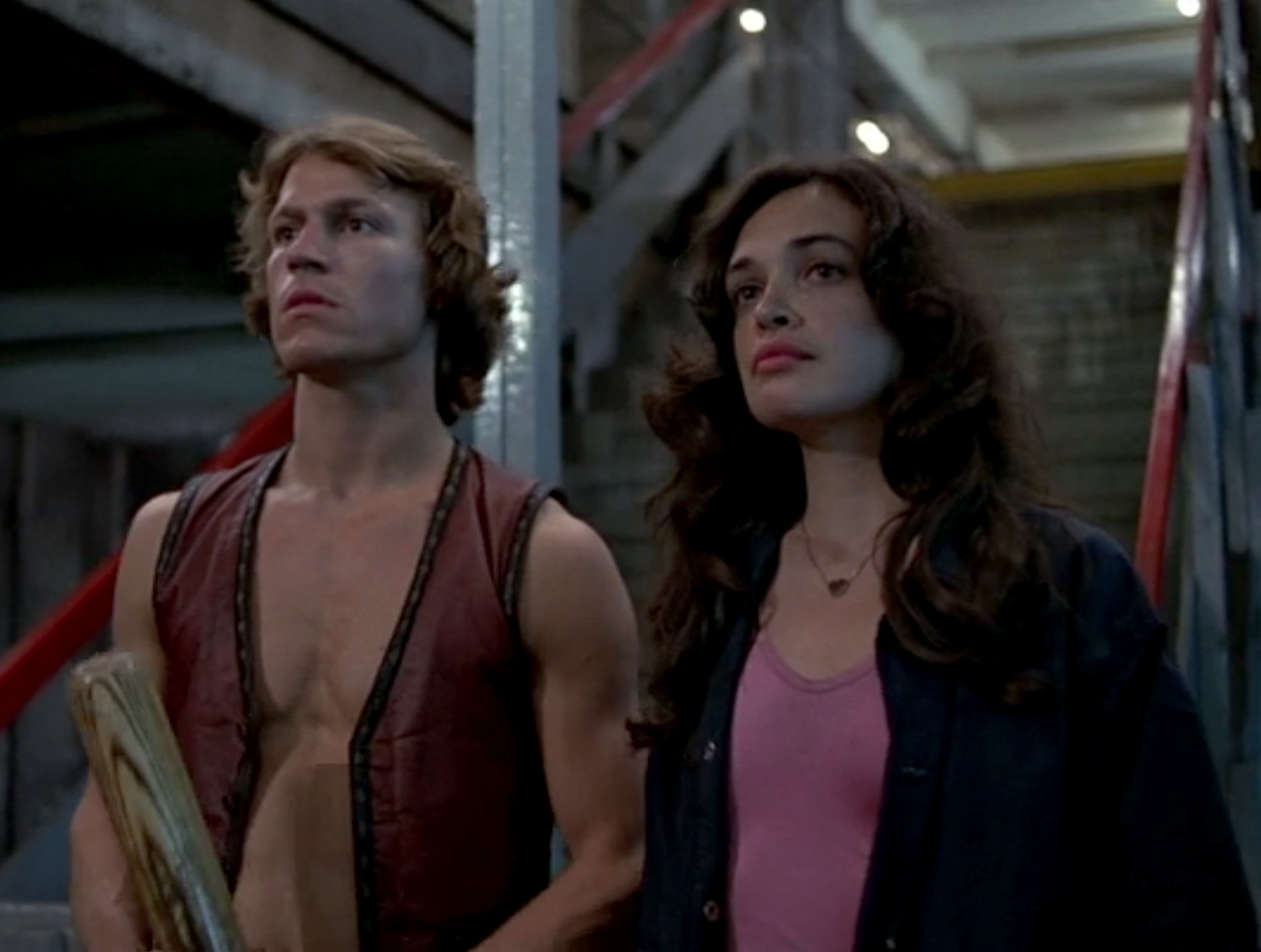 Mercy & Swan from the warriors - film Amazon | Warrior ...