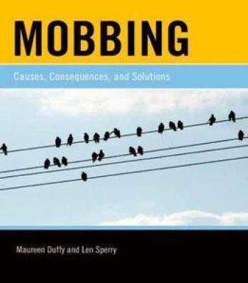 Mobbing Pdf Family Doctors Bullying Psychology