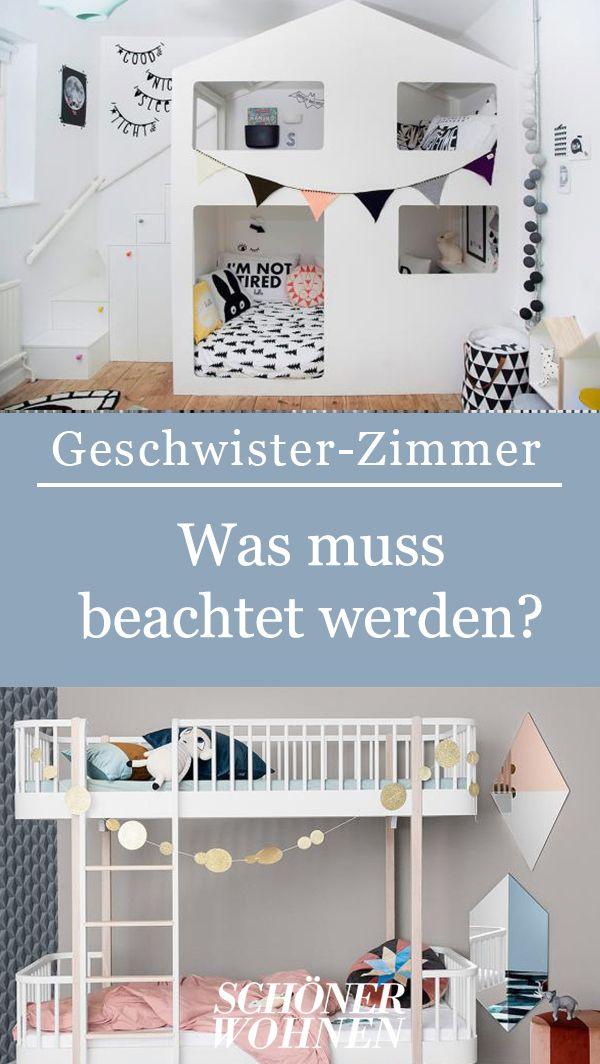 Unverzichtbar: Hochbetten und Etagenbetten im Geschwisterzimmer – Bild 4