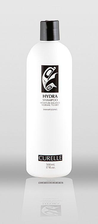 Curelle Hydra Shampoo Moisture Balance Normal To Dry Hair Fragrance Free Contains Non Gmo Ingredients Propyle Fragrance Free Products Shampoo Soften Hair