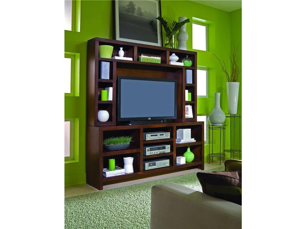 Aspen Home Home Entertainment Essentials Lifestyles 74 in. Console G46728 - Kittle's Furniture - Indiana and Ohio