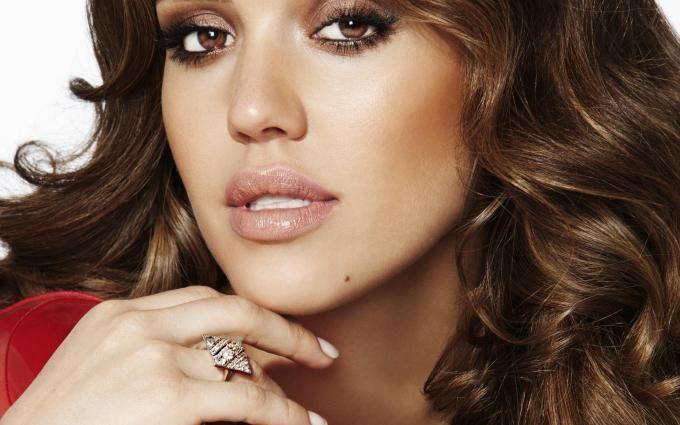 Beautiful Eyes Of Jessica Alba Hd Wallpaper Beautiful Eyes