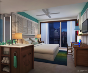 New Margaritaville Resort Hotel Coming to NYC