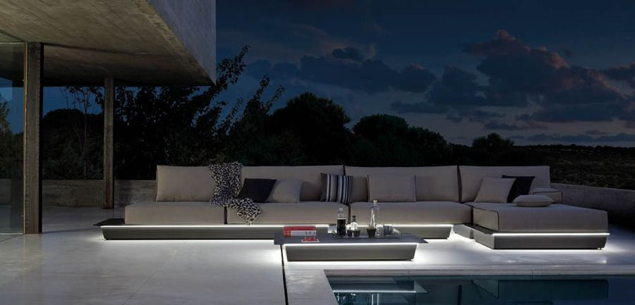Muebles de exterior Manutti outdoor furniture | Glasveranda ...