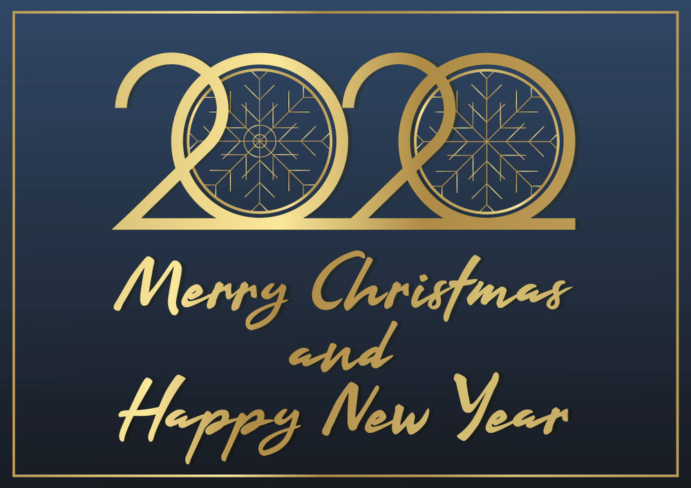 Merry Christmas 2020 Wishes, Images Happy new year