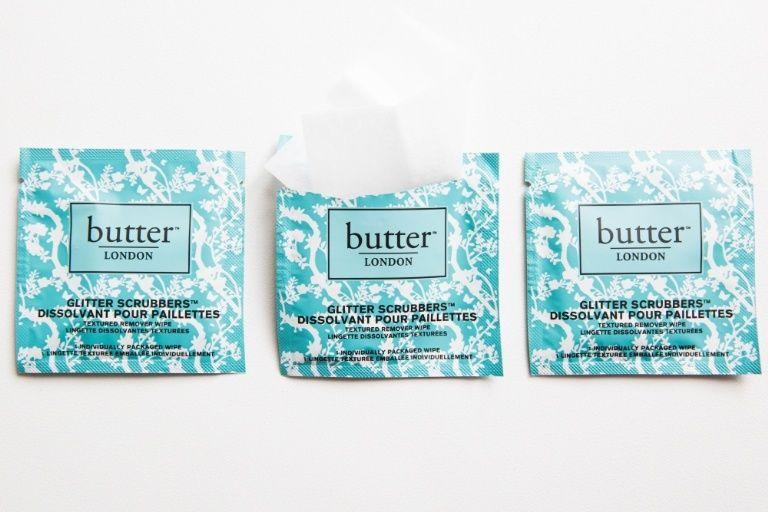Glitter Nail Polish Remover Pads Manicure Kit Nail Kit Nails