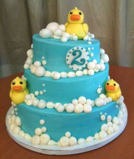 Rubber Duck Birthday Cakes Bing Images Birthday Cake Party