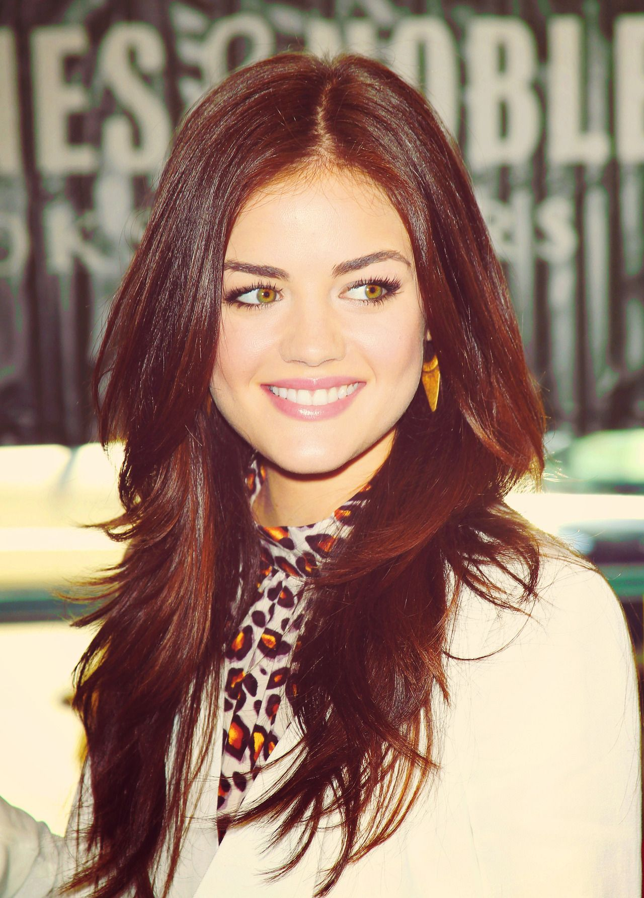 Long layers hair u beauty pinterest lucy hale layering and