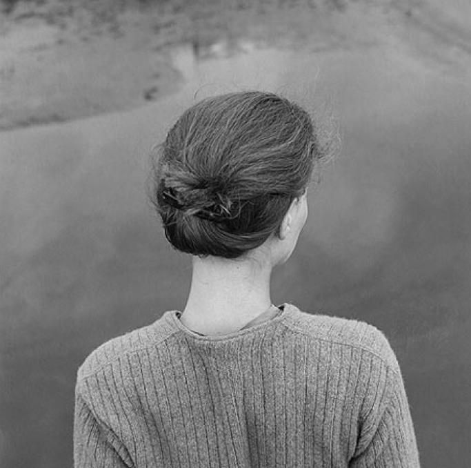 EMMET GOWIN - Edith, Chinoteague, Virginia, 1967