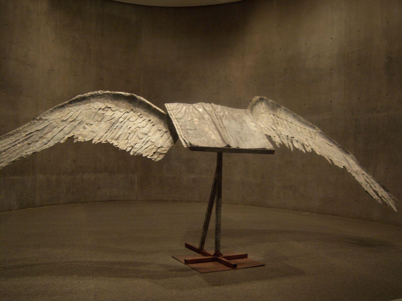 Brush of Wings : A Novel