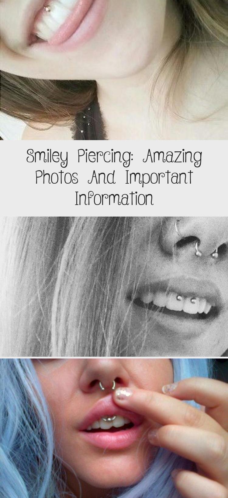 My Blog – En Blog in 2020 | Smiley piercing, Piercing ...