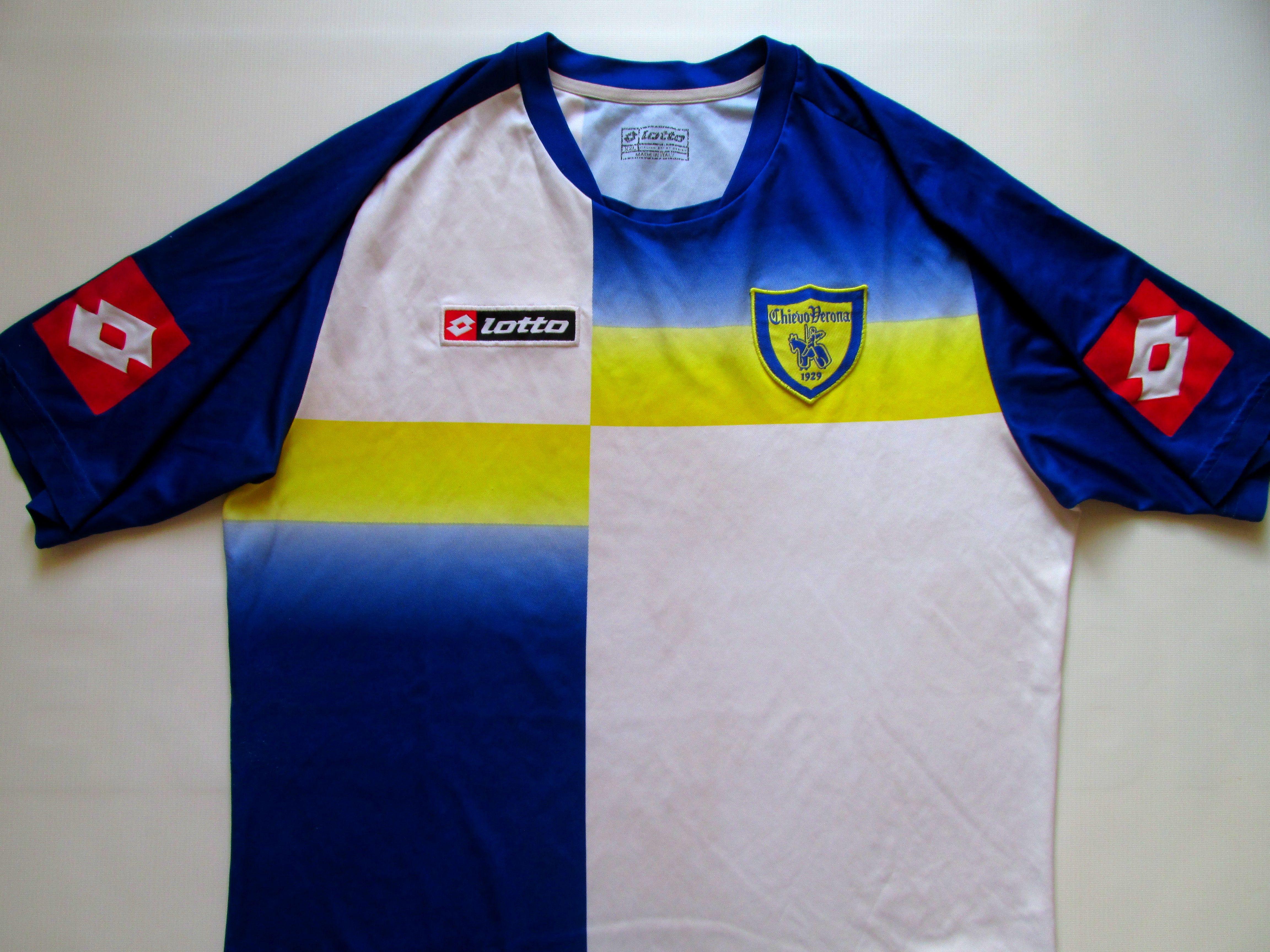 bilancio Vento educare  AC CHIEVO VERONA 2006/2007 AWAY FOOTBALL SHIRT MAGLIA SOCCER JERSEY LOTTO  CALCIO | eBay in 2020 | Football shirts, Soccer jersey, Vintage football  shirts