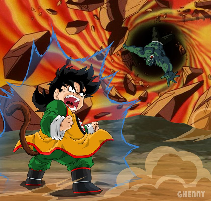 Dragon Ball Z Movie 1 By Ghenny On Deviantart Dragon Ball Z Dragon Ball Goku Dragon Ball Super Goku Who gathers the dragonballs to wish for immortality. dragon ball z dragon ball goku dragon