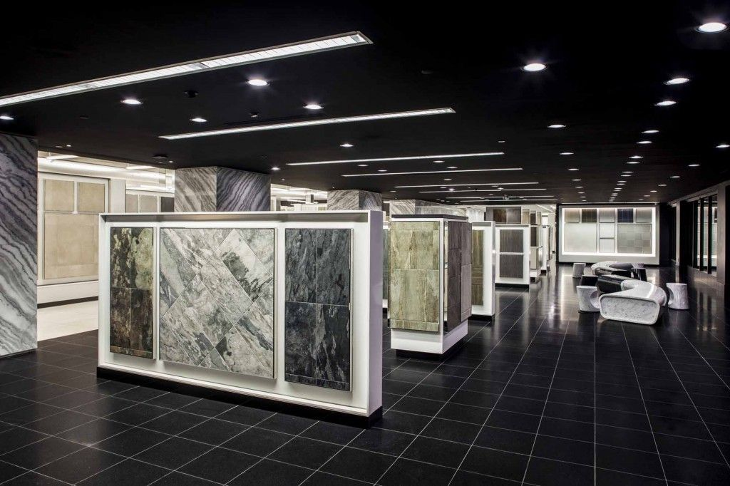 The Olympia Tile Showroom In Toronto Showroom Interior Design