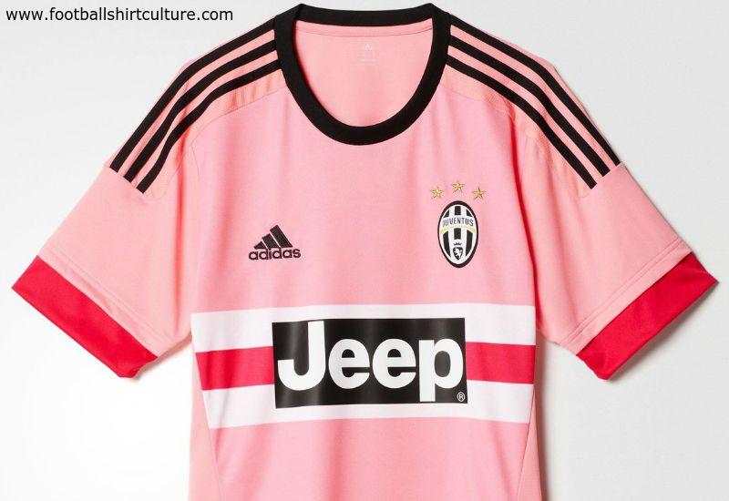 Juventus 15/16 Adidas Away Football Shirt | 15/16 Kits | Football ...